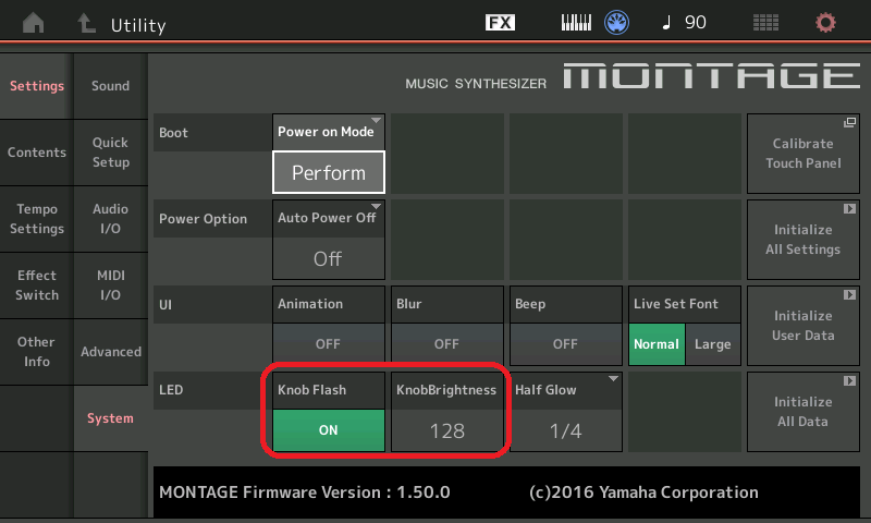 Trance Infinity Vol.1 for Yamaha MONTAGE X7L